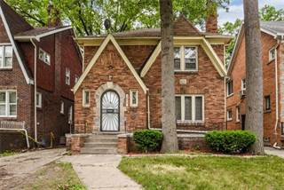 Single Family for sale in 16217 ROSELAWN Street, Detroit, MI, 48221