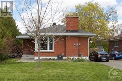Single Family for sale in 1747 GAGE CRESCENT, Ottawa, Ontario, K2C0Z8