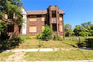 Multi-family Home for sale in 3760 W CHICAGO, Detroit, MI, 48206