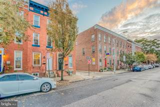Townhouse for rent in 2123 FAIRMOUNT AVENUE E, Baltimore City, MD, 21231