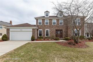 Single Family for sale in 1555 Camelot Lane, Barrington, IL, 60010