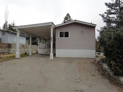Single Family for sale in 4075 McClain Road, 26A, Kelowna, British Columbia, V1W4R4