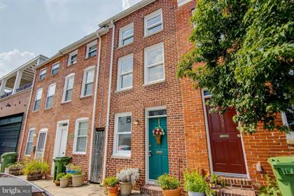 Residential Property for sale in 2036 FOUNTAIN STREET, Baltimore City, MD, 21231
