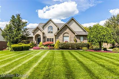 Residential Property for sale in 9239 ROTONDO Drive, Howell, MI, 48855