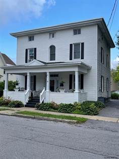 Residential Property for sale in 6 EAST MONTGOMERY ST, Johnstown, NY, 12095