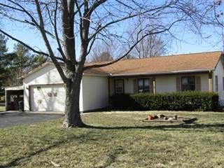 Single Family for sale in 8091 E 1800 North, Oakwood, IL, 61858