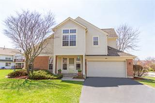 Townhouse for sale in 55 Ione Drive A, South Elgin, IL, 60177