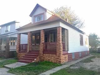 Single Family for sale in 4556 Charles St, Detroit, MI, 48212