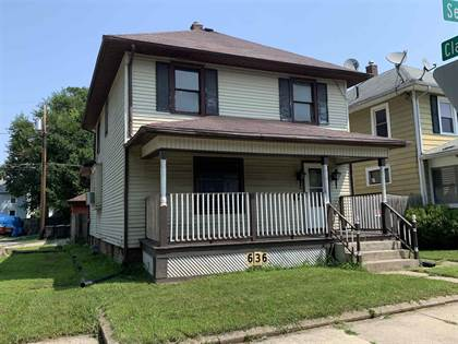 Residential Property for sale in 636 Second Street, Fort Wayne, IN, 46808
