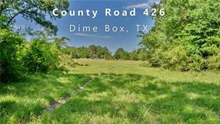 Lots And Land for sale in Tbd (74.73 acres) County Road 426, Dime Box, TX, 77853