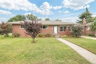 Single Family for sale in 13944 BERWICK Street, Livonia, MI, 48150