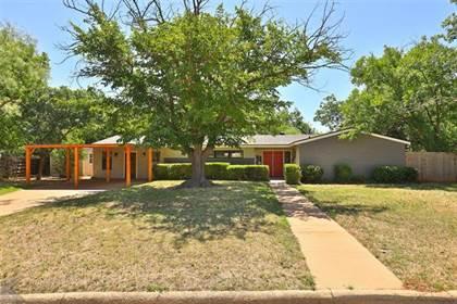 Residential Property for sale in 1609 Vegas Road, Abilene, TX, 79605