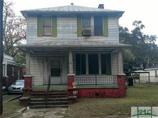 Single Family for sale in 612 W Victory Drive, Savannah, GA, 31415