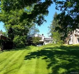 Single Family for sale in 3061 BAY SHORE, Orchard Lake Village, MI, 48324