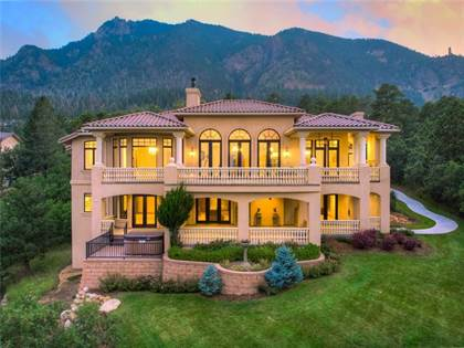 Residential Property for sale in 4155 STONE MANOR HEIGHTS, Colorado Springs, CO, 80906