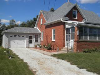 Single Family for sale in 804 North Fearing, Abingdon, IL, 61410