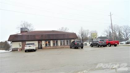 Commercial for sale in 164 Main St South, Seaforth, Ontario, Huron East, Ontario