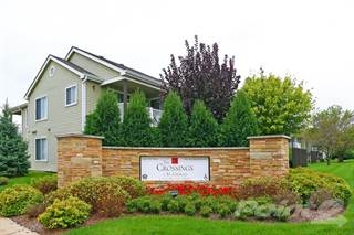Apartment for rent in The Crossings at St. Charles - I Bedroom, Saint Charles, IL, 60174