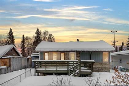 Residential for sale in 3202 WOODLAND PARK DRIVE, Anchorage, AK, 99517