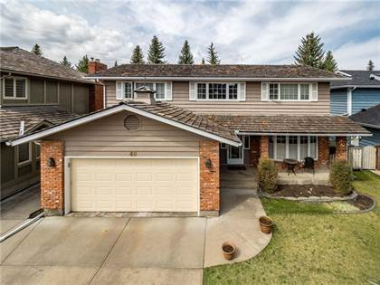 Single Family for sale in 48 WOODACRES PL SW, Calgary, Alberta