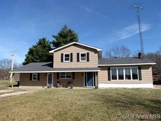 Single Family for sale in 11373 SULPHUR SPRINGS RD, Loami, IL, 62661