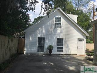 Single Family for rent in 16 E 45 Street Carriage House, Savannah, GA, 31405
