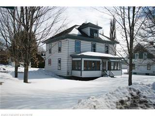 Single Family for sale in 25 Bowdoin ST, Houlton, ME, 04730