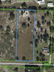 Lots And Land for sale in Karen Boulevard, Greater Avon Park, FL, 33825