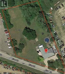 Vacant Land for sale in 1978 RIVER Road, London, Ontario, N5W6C2