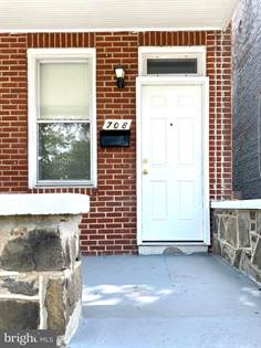 Residential Property for rent in 708 BELGIAN AVENUE, Baltimore City, MD, 21218