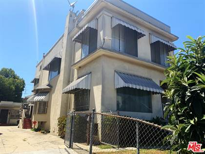 Multifamily for sale in 1707 Blvd S Harvard, Los Angeles, CA, 90006