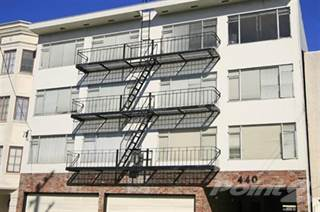 Apartment for rent in 440 9th Avenue Apartments, San Francisco, CA, 94118