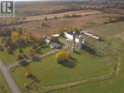 Agriculture for sale in 21775-21779 CONCESSION 7 ROAD, Glen Nevis, Ontario