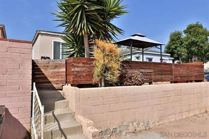 Multifamily for sale in 4374 Montalvo St, San Diego, CA, 92107