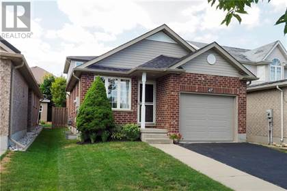 Single Family for sale in 41 Rush Meadow Street, Kitchener, Ontario, N2R1S9