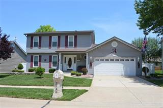Single Family for sale in 1146 Martin Manor Place, Florissant, MO, 63031