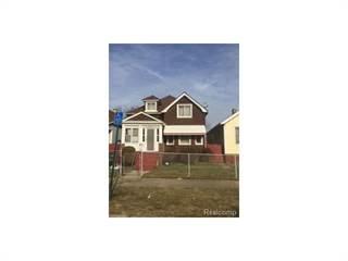 Single Family for sale in 5926 COOPER Street, Detroit, MI, 48213