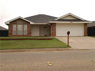 Single Family for rent in 4442 Bob O Link Drive, Abilene, TX, 79606