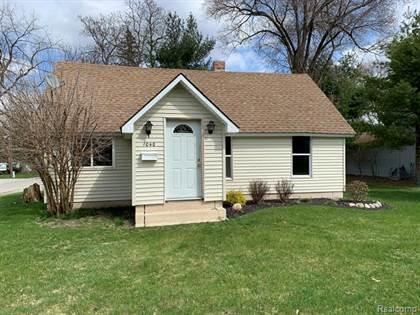Residential Property for sale in 1040 LEE Street, Fenton, MI, 48430