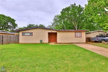 Residential Property for sale in 3513 N 10th Street, Abilene, TX, 79603