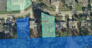 Land for sale in 25 Woodfield Drive, Palm Coast, FL, 32164