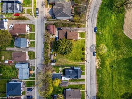 Vacant Land for sale in 28 GRANDVIEW Street, Brantford, Ontario, N3R2A3