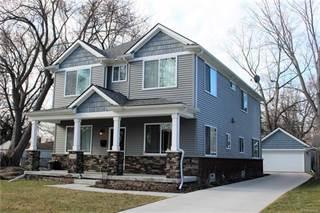 Single Family for sale in 4513 TONAWANDA Avenue, Royal Oak, MI, 48073