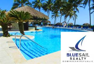 Residential Property for sale in Completely Remodeled Penthouse Studio Directly On The Ocean! Contact Us Today!, Cabarete, Puerto Plata