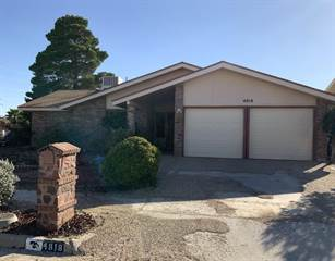 Residential Property for sale in 4818 MAUREEN Circle, El Paso, TX, 79924