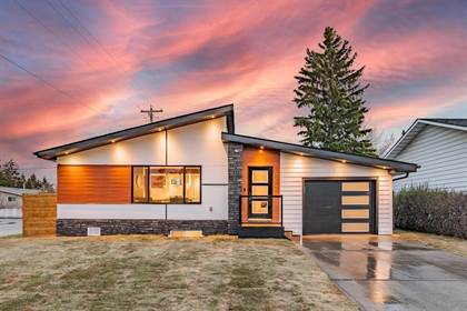 Single Family for sale in 9135 Allison Drive SE, Calgary, Alberta, T2J1B2