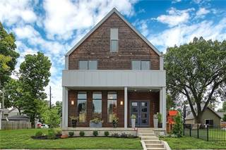 Single Family for sale in 1948 Central Avenue, Indianapolis, IN, 46202