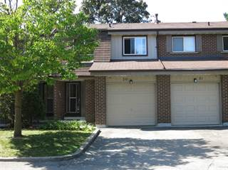 Condo for sale in 15 Michael Blvd 30, Whitby, Ontario, L1N5P4