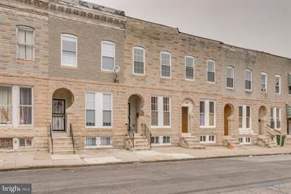 Residential Property for sale in 1728 E OLIVER STREET, Baltimore City, MD, 21213