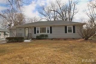 Single Family for sale in 122 W NORTHRIDGE Lane, Peoria, IL, 61614